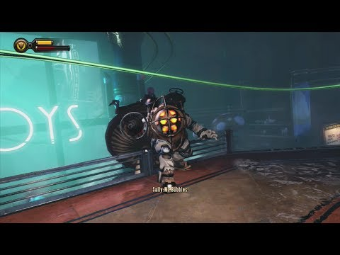 Mr.  Bubbles! - BioShock Infinite: Burial at Sea - Episode 1 - FINAL