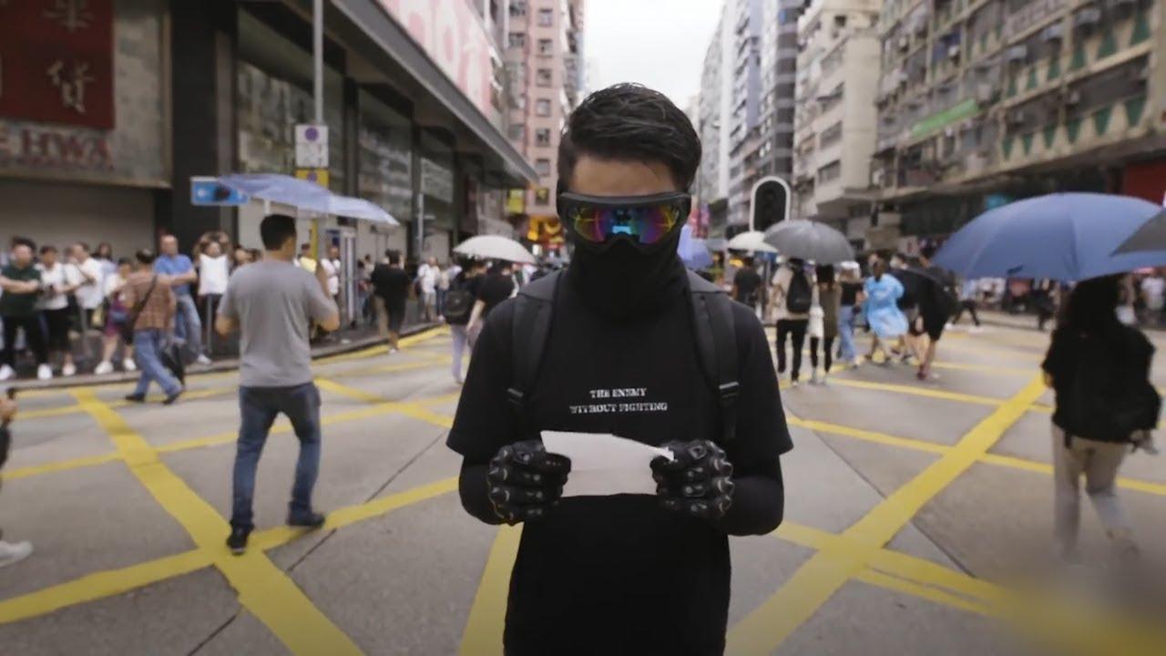 Lắng nghe lời tạm biệt của giới trẻ Hong Kong nhắn gửi người thân - Khai Nguyên TV