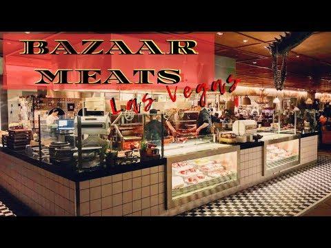 José Andrés Bazaar Meats | SLS Las Vegas
