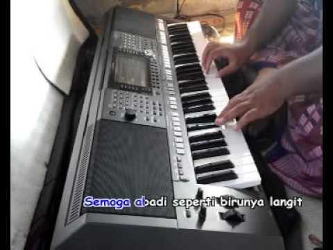 Birunya Cinta Karaoke Yamaha PSR