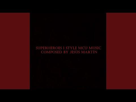 SuperHeroes Theme 1 Style mcu
