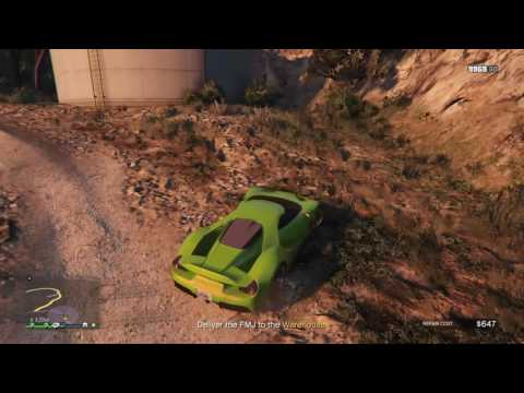GTA 5 - Import/Export - Source Vehicle - Stunt - Stealth way