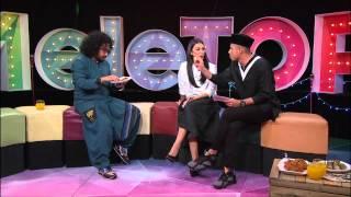 MeleTOP - Dari Benci, Timbulnya Cinta Johan & Ozlyn Ep143 [28.7.2015]