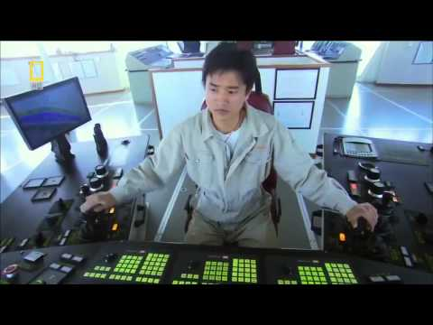 MegaStructures China s Ultimate Port, Yangshan Port english report part 1