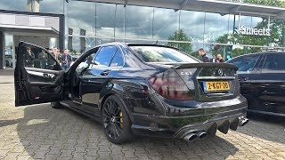 Many AMG Cars Arriving! C63 iPE, E63 S, RENNtech C63R, CLA 45, C63S, A45 & More!