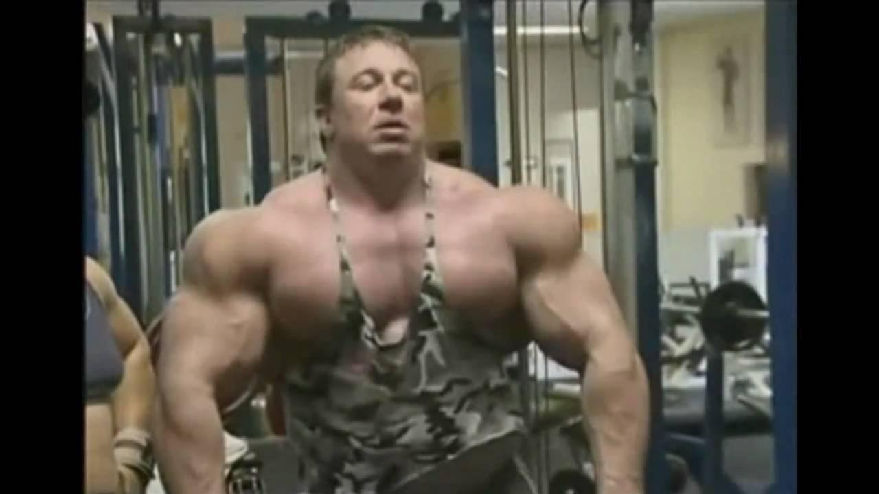 MONSTER! Bodybuilding Motivation! - YouTube