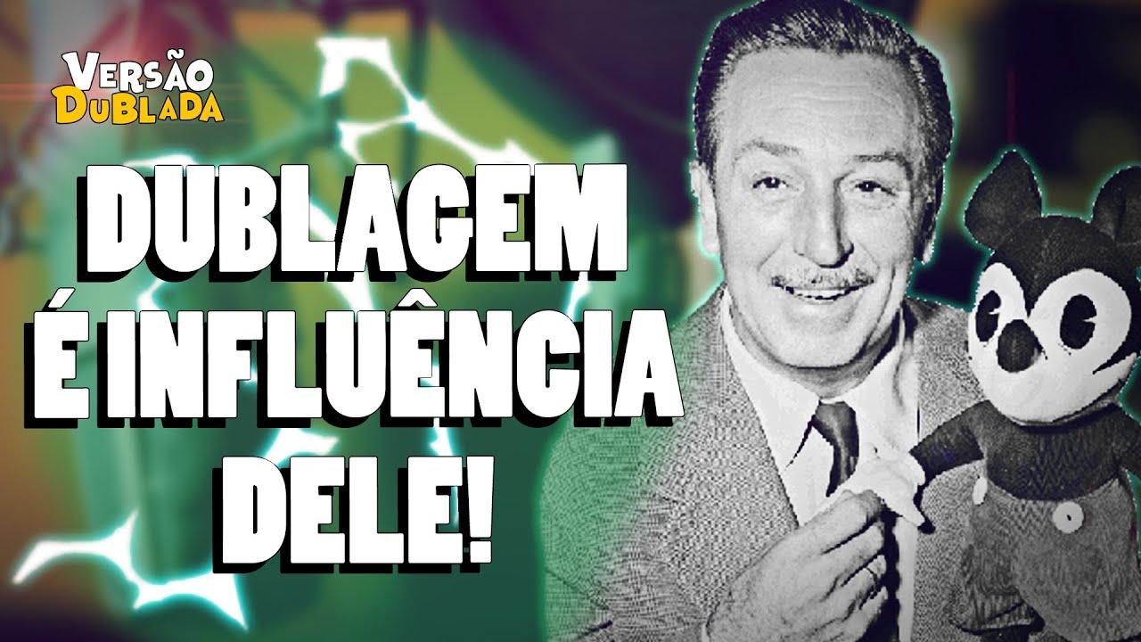 Amizade de Walt Disney e Herbert Richers | VD Comenta #02
