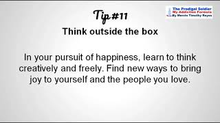 Twenty Tips To Apply For Happiness During And After Drugs And Alchohol Addictions,