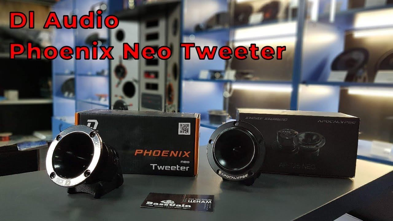 Обзор DL Audio Phoenix Neo Tweeter. Сравнение с Apocalypse AP-T25 NEO.