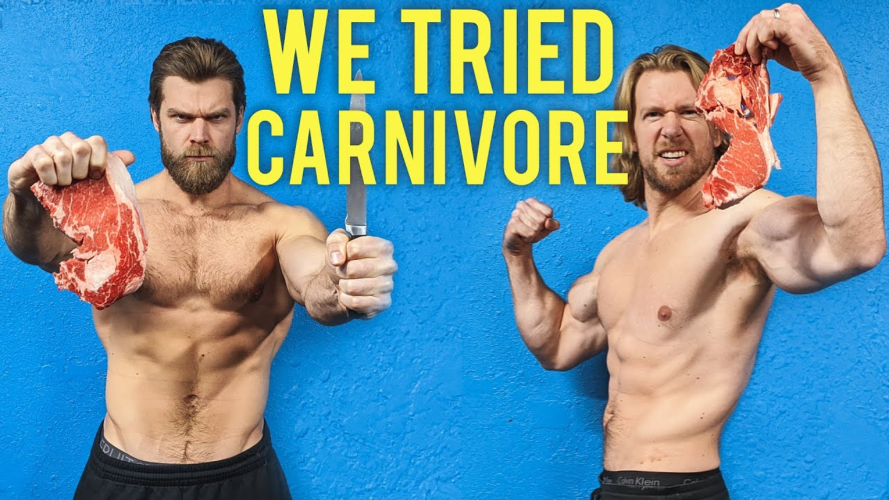 We Tried Carnivore Diet For 30 Days Here S What Happened Youtube