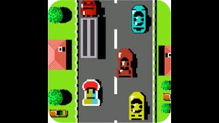 How to play Road Fighter Game
