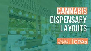 Cannabis Dispensary Layouts