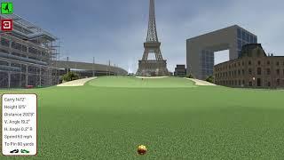 Football Simulator - Paris Environment
