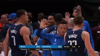 Dallas Mavericks vs Orlando Magic | November 6 2019