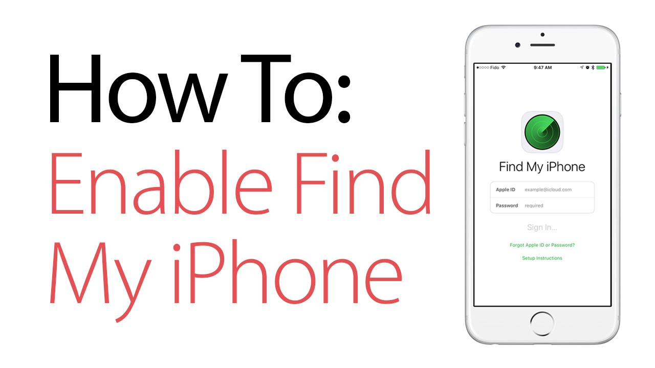 how to enable find my iphone how to enable find my iphone 18777