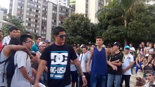 QUIKALA VS JOTA Y    FREESTYLE BUCARAMANGA    SKILLS MIC™
