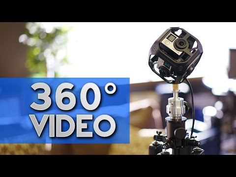 How to Shoot 360 Video for Virtual Reality - Samsung Gear 360 & GoPro Omni