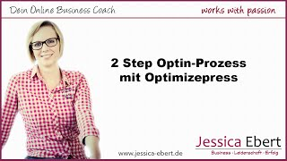 Two Step Optin mit Optimizepress - Wie Leadpages