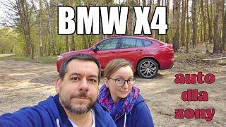 Czy BMW X4 to dobre auto dla żony? - Ania i Marek Jadą