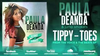 "Paula DeAnda feat. Jump Smokers ""Tippy-Toes"""