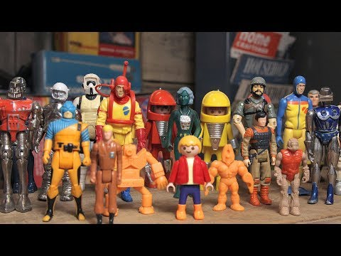 1980s Action Figures, Who All Likes Them? GI Joe, Star Wars, Playmobil, Action Force Vintage Toys
