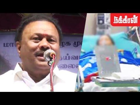 ஜெ. சிகிச்சைக்கான Photo, Video உள்ளது.? ADMK Srinivasan: 'We Have Video Proof Of Amma's Treatment'