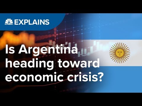 Is Argentina heading toward economic crisis – again?