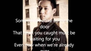 Video Set Fire to the Rain - Adele - Cover by Jason Chen Lyrics download MP3, MP4, WEBM, AVI, FLV April 2018