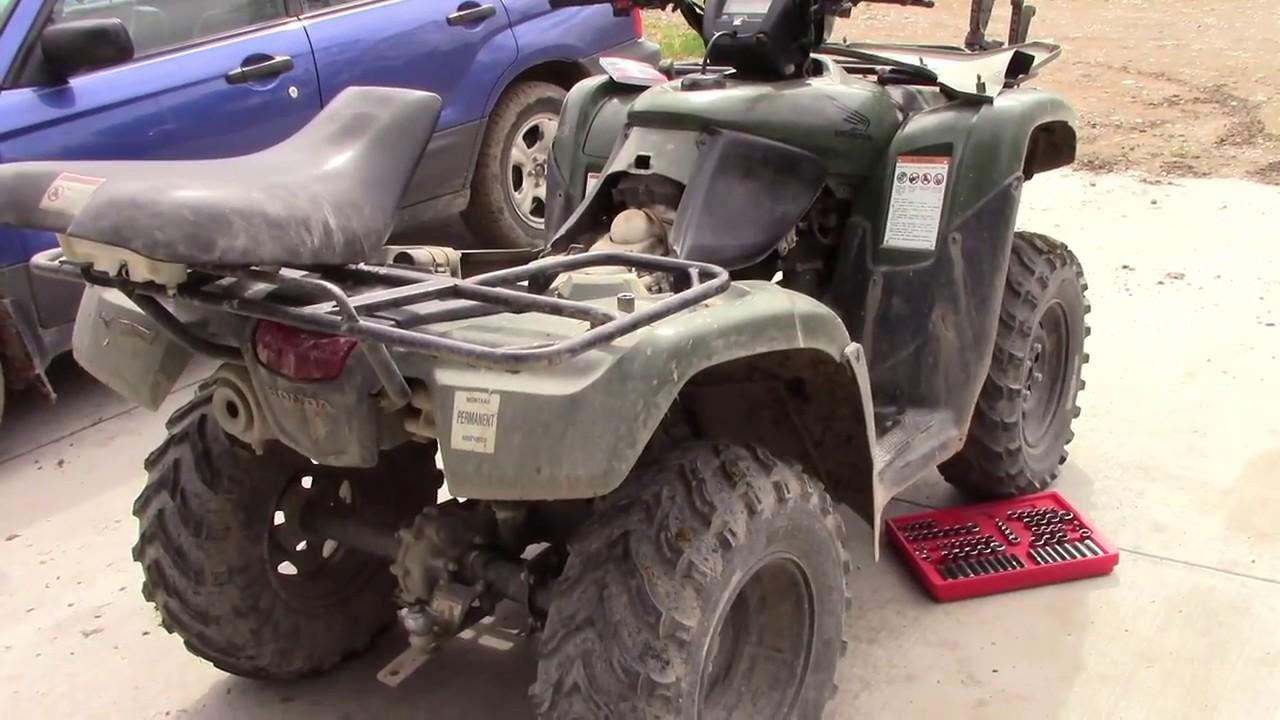 Honda Foreman Es Wiring Diagram No Spark Rancher 350 Es Need Wire