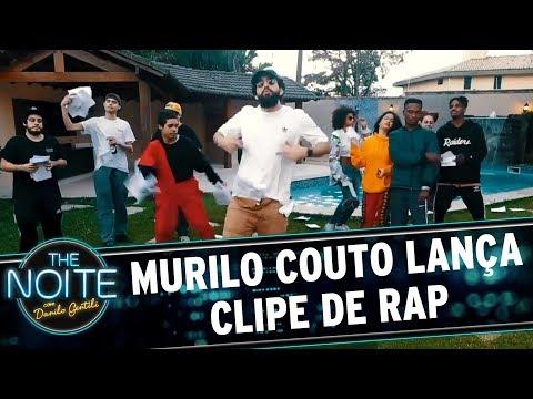 Murilo Couto lança clipe de RAP   The Noite (24/07/17)