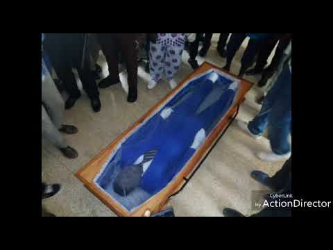 Enterrement de Dahouè Doto
