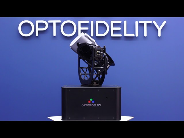 OptoFidelity™ BUDDY-3 - AR/VR/MR Performance Tester with 3 degrees of freedom