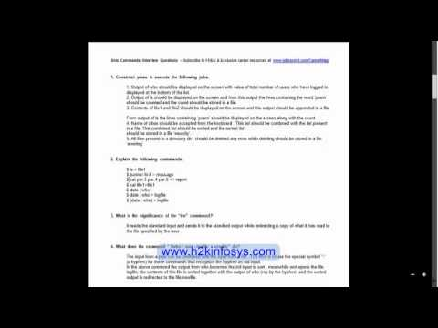 qa testing interview questions pdf