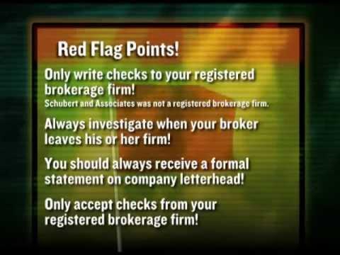 Anatomy of Fraud - The Rogue Broker
