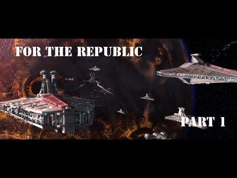 Lets Play Stellaris - Galactic Republic - Part 1