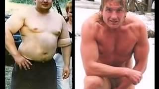 Диета. Фото До и После похудения. Фото людей, которым удалось похудеть.