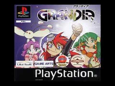 Grandia Music- Battle 1
