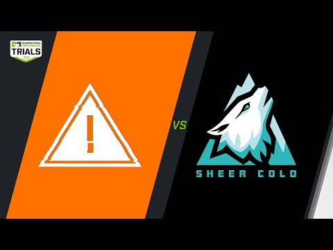 Avoided vs Sheer Cold | Overwatch Contenders Trials EMEA Day 3