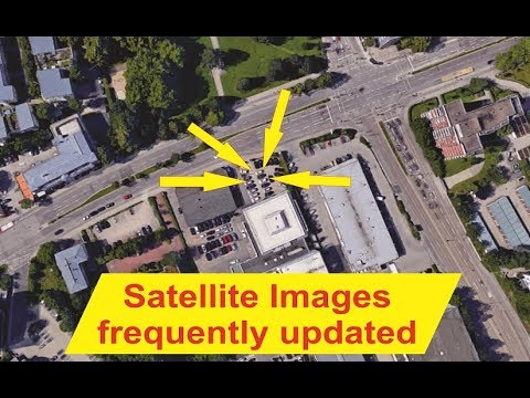 The Best Google Maps Alternative For Current Satellite Imagery