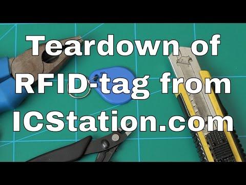 Teardown Of ICStation.com's RFID-Tag