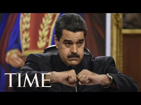 White House Sanctions Venezuelan President After Election Adds Power To Ruling Party | TIME