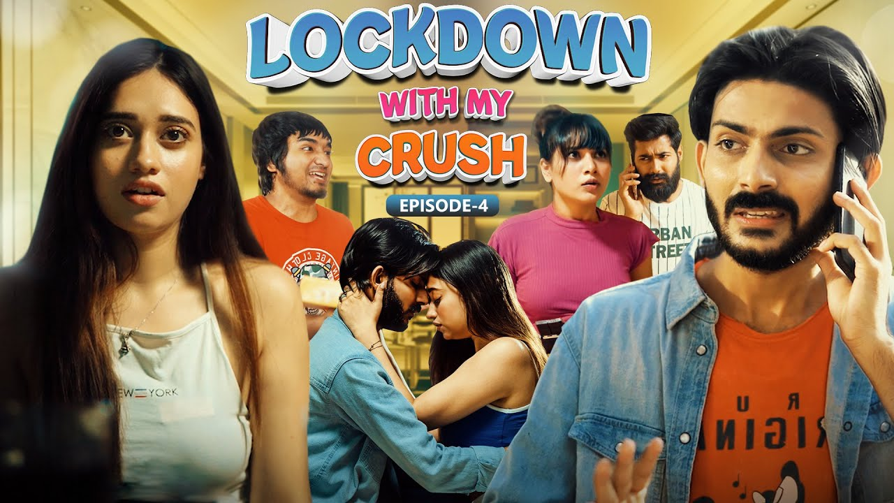 I got Lockdown with my crush || Conclusion 2 || Swagger Sharma || Web Series