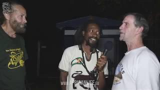 Videointerview, Skatalites, One Love Reggae Festival 2017, Lignano, Italy