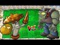 Plants vs Zombies Hack Morelull  Scaredy Shroom vs Dr. Zomboss