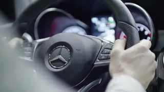 Mercedes-Benz GLC 350e 4Matic Driving Scenes - Video