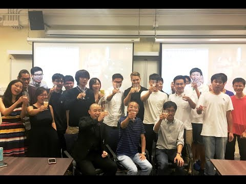 CUHK Team Cheers on the Announcement of 2017 Physics Nobel Laureates 中大重力波團隊慶祝諾貝爾物理學獎公佈一刻
