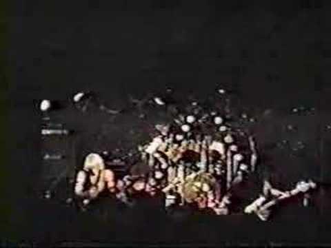 Slayer - Aggressive Perfector (live 1983) mp3