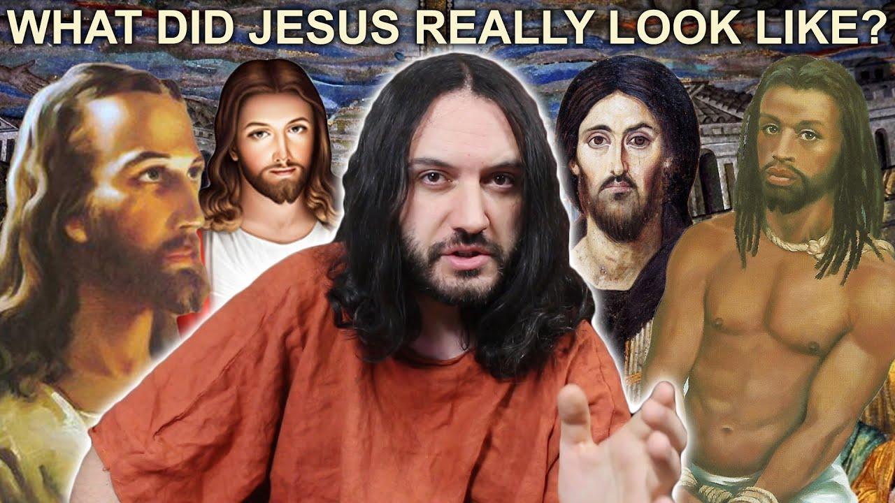 What Did Jesus REALLY Look Like? Ethnicity, Hair, Skin, Eyes, Body Type.