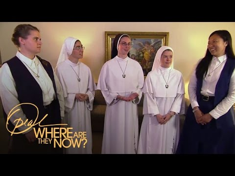 Nuns Who Found Their Calling While Watching Oprah  Where Are They Now  Oprah Winfrey Network