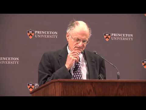 Economic Idiocracy: Princeton news conference with Nobel Prize in economics winners Sims, Sargent